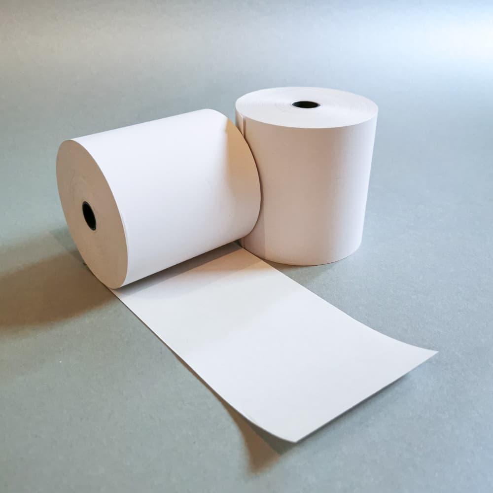 Thermorollen 80x60x12 (∅ 80 mm), 75 g/m² Papier