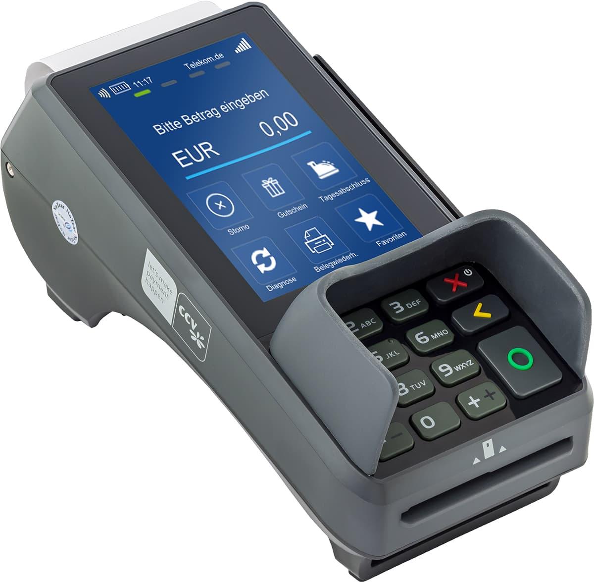 CCV Base Next - Touch Display an