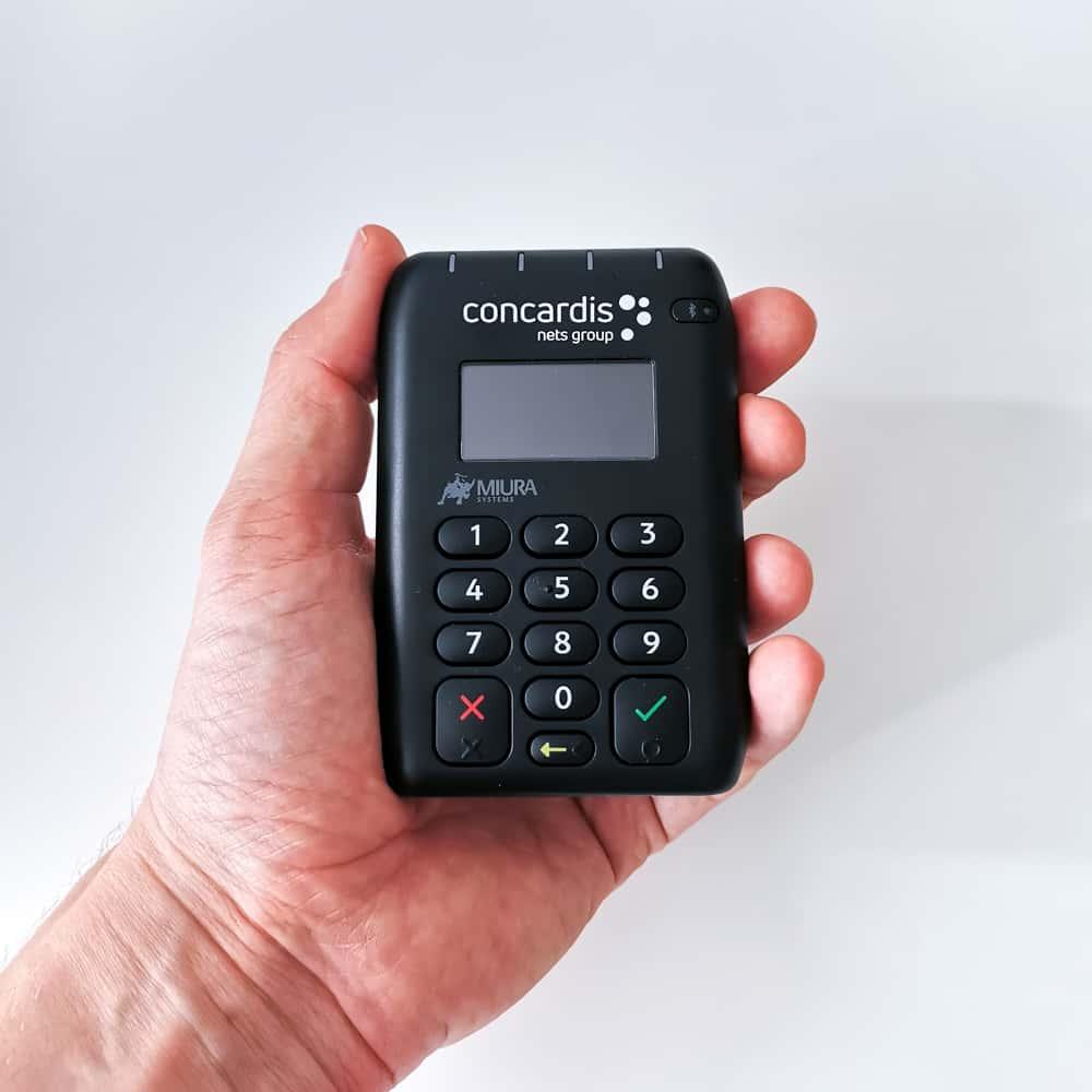 Optipay - Mobiles Kartenlesegerät