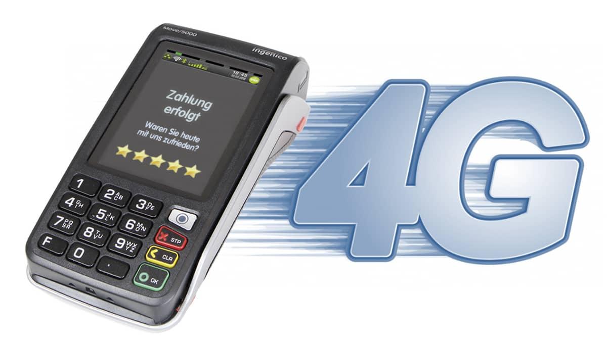 Ingenico Move/5000 - 4G